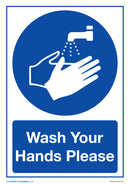 Wash Your Hands x5