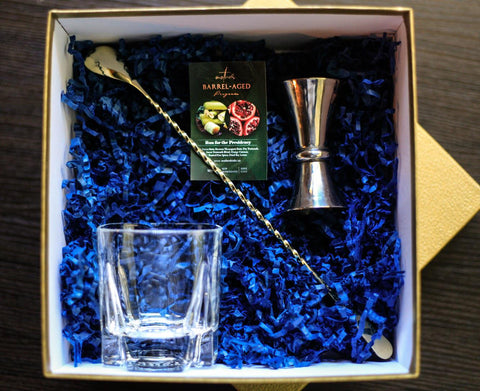 Mother cocktail gift box
