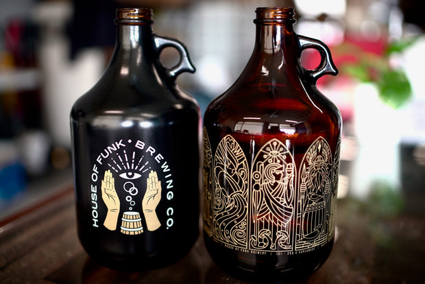 GROWLERS - 64 oz