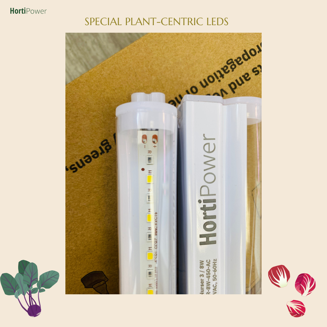 HortiPower plant-centric LEDs