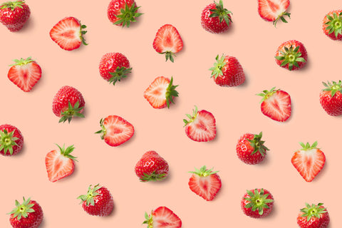 grow strawberries with light