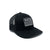 Black 1Mission Flag Truckers Hat