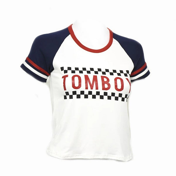 Playera Cr Mc Tomboy