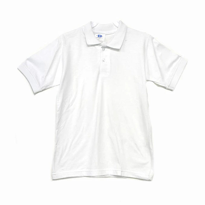 Playera Escolar Polo Niña