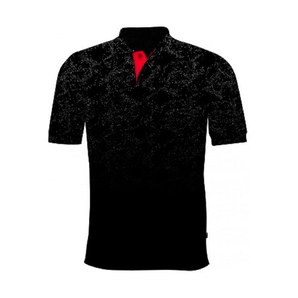 Playera Estampada Polo Caballero