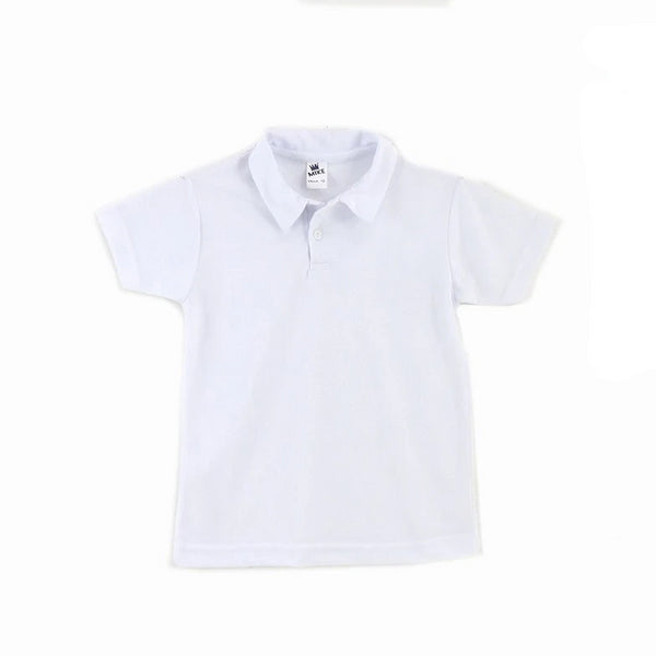 Playera Polo Mc Escolar Ni#O