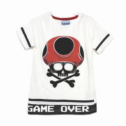Playera Estampada Niño