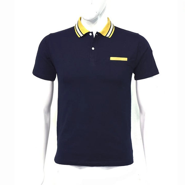 Playera Polo Con Cartera