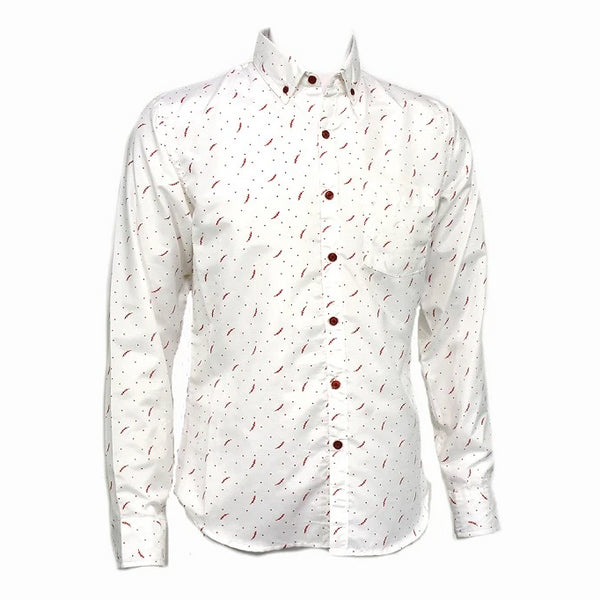 Camisa Estampada Ml