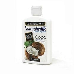 Crema Corp Natmilk 371Ml Coco