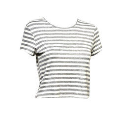 Playera Crop Top Dama
