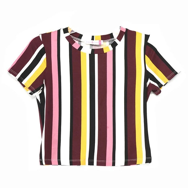 Playera Estampada Teens