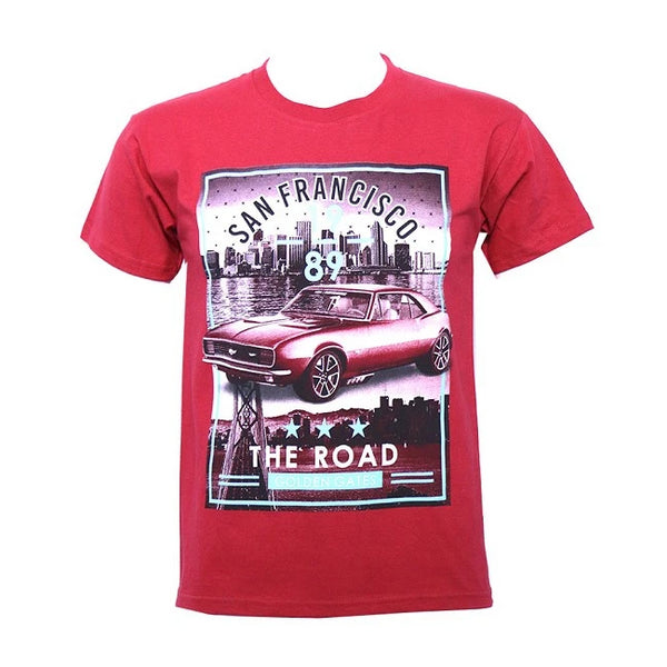 Playera Mc Estampada