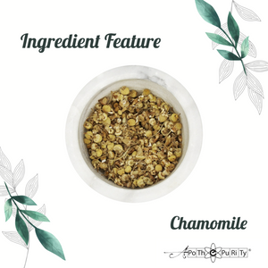 Chamomile - The Calming Flower