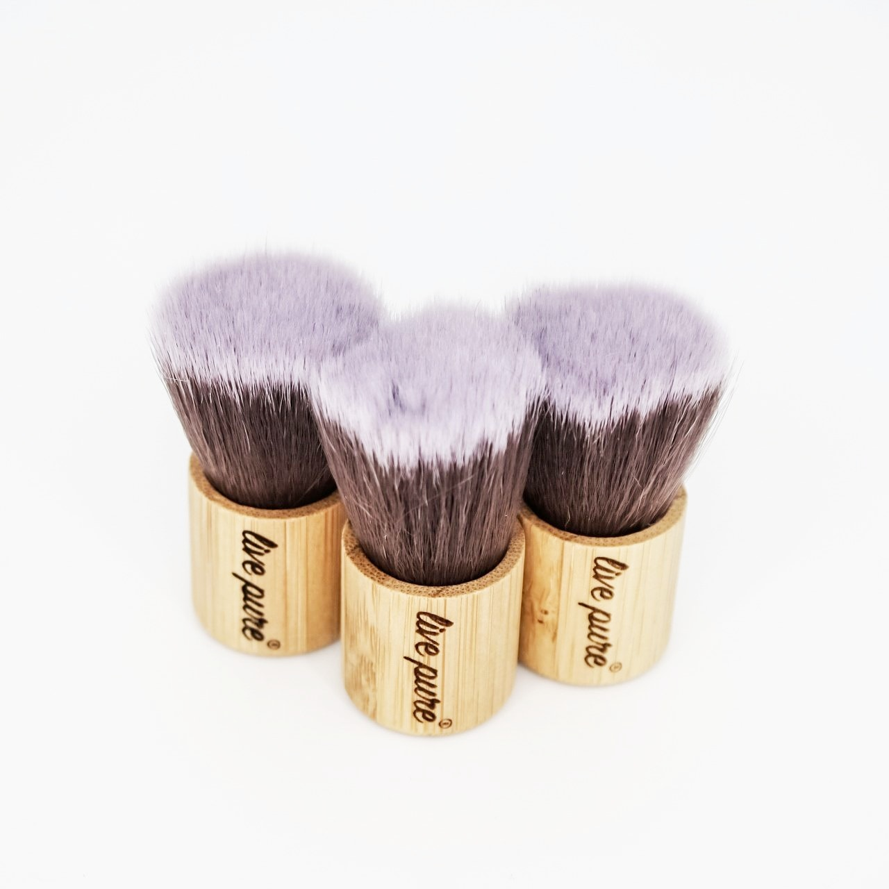 Mini Bamboo Make-Up Brush