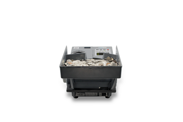AccuBANKER AB610 Coin Counter and Packager