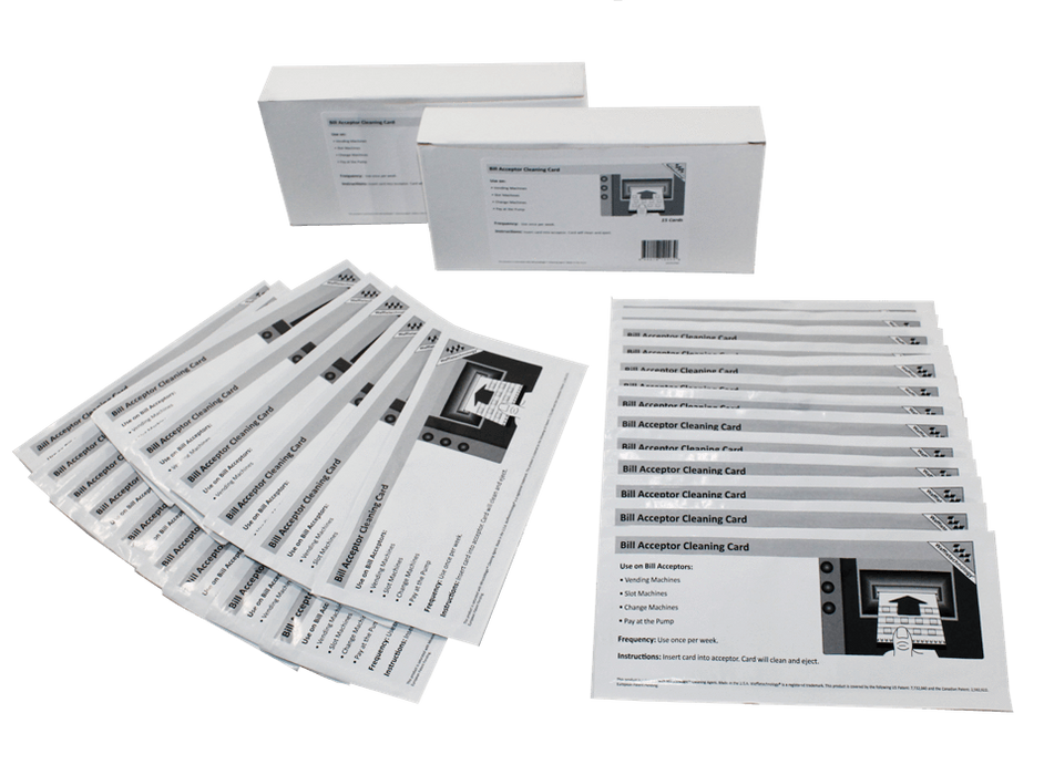 AccuBANKER Counterfeit Detector One Year Maintenance Kit