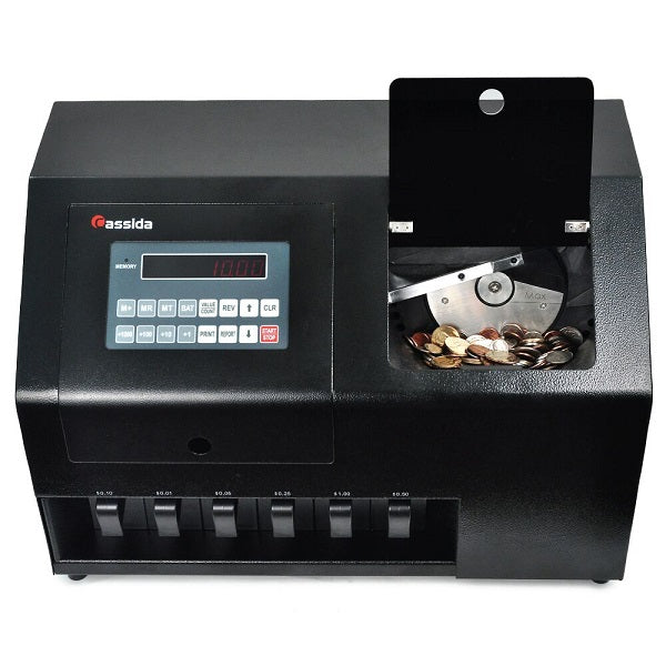 Cassida C900 Coin Counter and Sorter