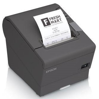 Epson TM-T88V POS Receipt Printer C31CA85A8690