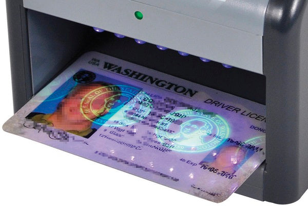 Cassida Omni-ID Counterfeit Bill and Card Detector