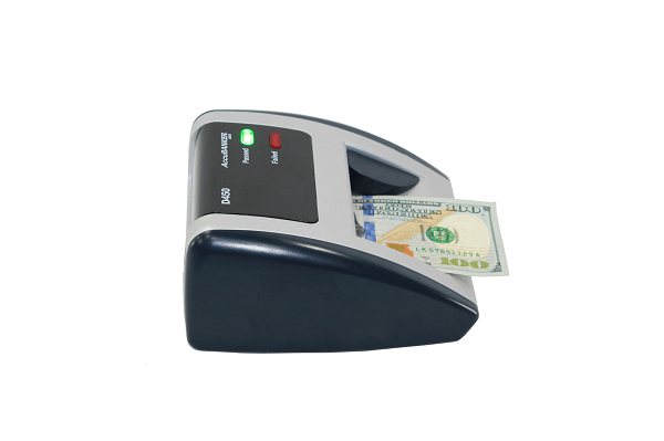 AccuBANKER D450 Counterfeit Bill Detector