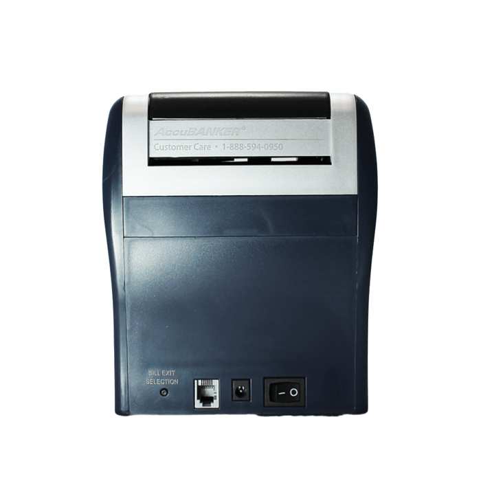 AccuBANKER D490 Counterfeit Bill and Card Detector