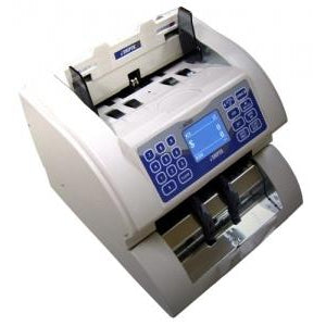 iSniper Single Pocket Mixed Money Counter