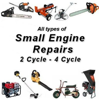 Small Engine Repair (COMING SOON (SEPTEMBER))