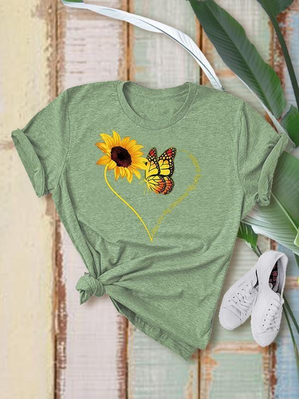 """You are my sunshine"" T-shirt"
