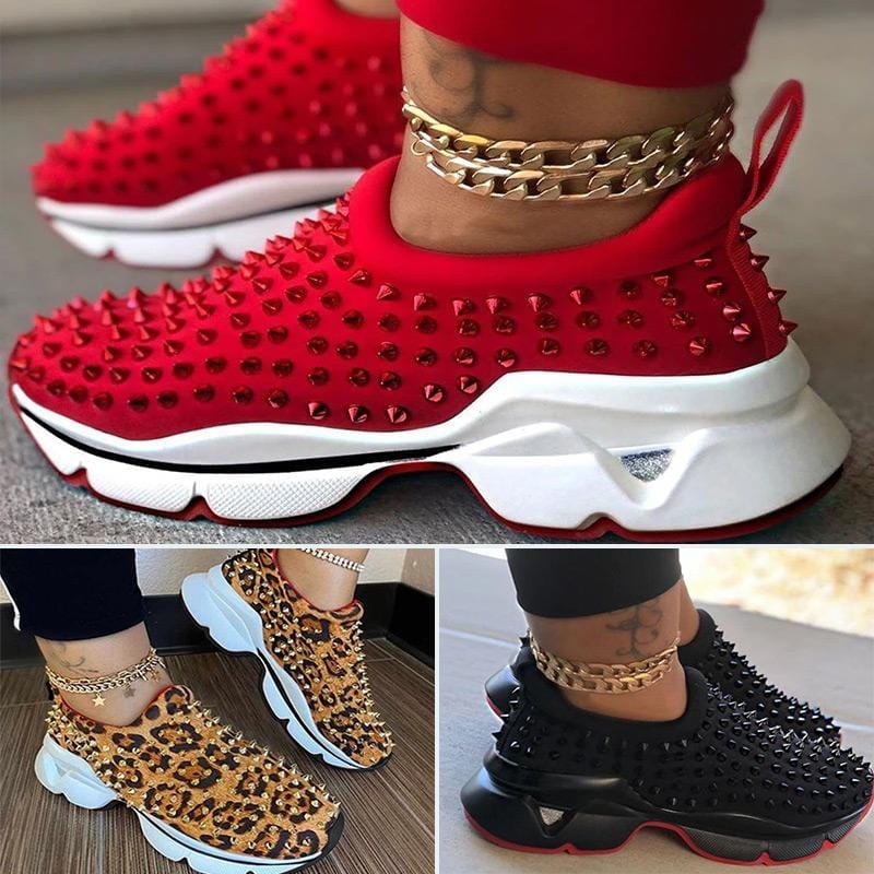 Rivet Comfy Sports Sneakers