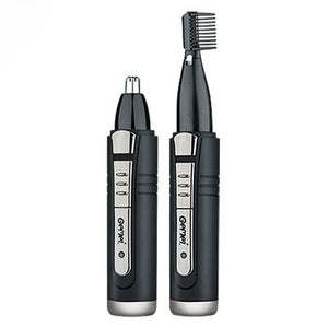 funky stranky 2 in 1 Electric Shaver with Nose & Ear Hair Trimmer Zu2228
