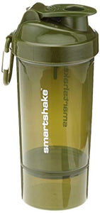 SMARTSHAKE 2GO ONE 800 ml - Army Green