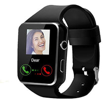 Load image into Gallery viewer, Funky Stranky X6 Bluetooth Smartwatch Wrist Watches Support Micro SIM Card for Android Samsung HTC Sony Huawei LG Smartphone
