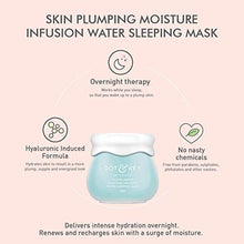 Load image into Gallery viewer, Dot & Key Skin Plumping Moisture Infusion Water Sleeping Mask, Hyaluronic Acid Overnight Hydrating Mask, Night Gel 50ml, Paraben Free