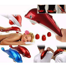Load image into Gallery viewer, Birud® Electronic Dolphin Massager