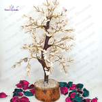 Rose Quartz Tree for Loving Vibes