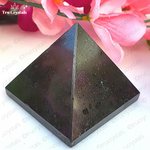 Black Tourmaline Pyramid For Evil Eye Protection