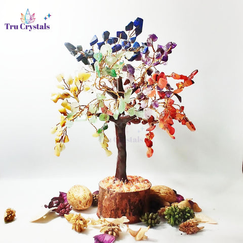 7 Chakra Tree: For Blissful Home/Office