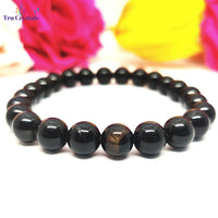 Black Obsidian Bracelet for Psychic Protection