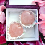 Crystal Hearts Pair