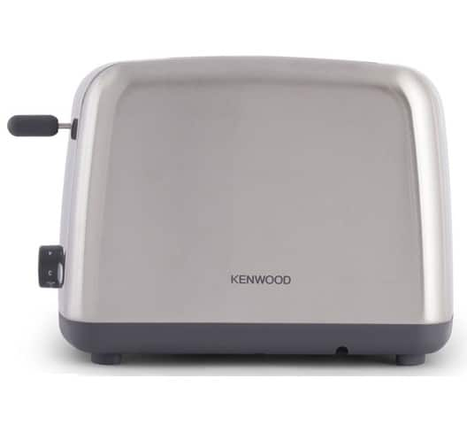 Kenwood TTM440 Two Slice Brush Toaster - WISAKI