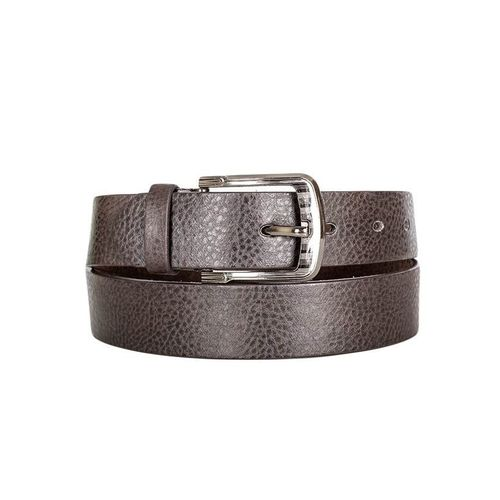 Fashion Brown Leather Belt - WISAKI ONLINE STORE