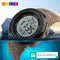 SKMEI LED Sports Army Water Resistant Outdoor Watch 1167 – Green - WISAKI ONLINE STORE