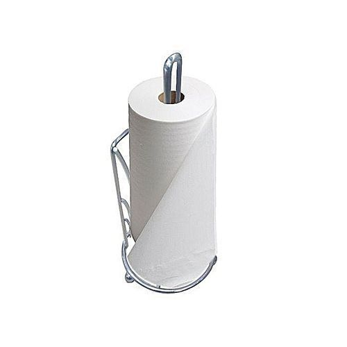 Generic Silver Kitchen Paper Towel Holder - WISAKI