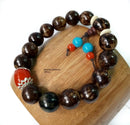 Multi Colored Wooden Bracelet - WISAKI ONLINE STORE