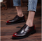 Black Patch Men Shoes - WISAKI ONLINE STORE