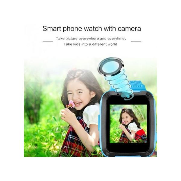 Kids Tracker Smart Watch - WISAKI ONLINE STORE