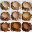Liquid Foundation Raw Beauty Minerals - WISAKI