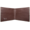 8 Credit Card Pebbled Leather Billfold - WISAKI ONLINE STORE
