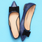 Star Pointy Toe Flat Shoes - WISAKI ONLINE STORE